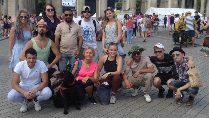 AusflugBerlin-Gruppenfoto