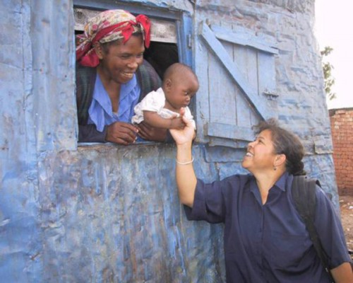 Ketty-Begegnung-Madagaskar